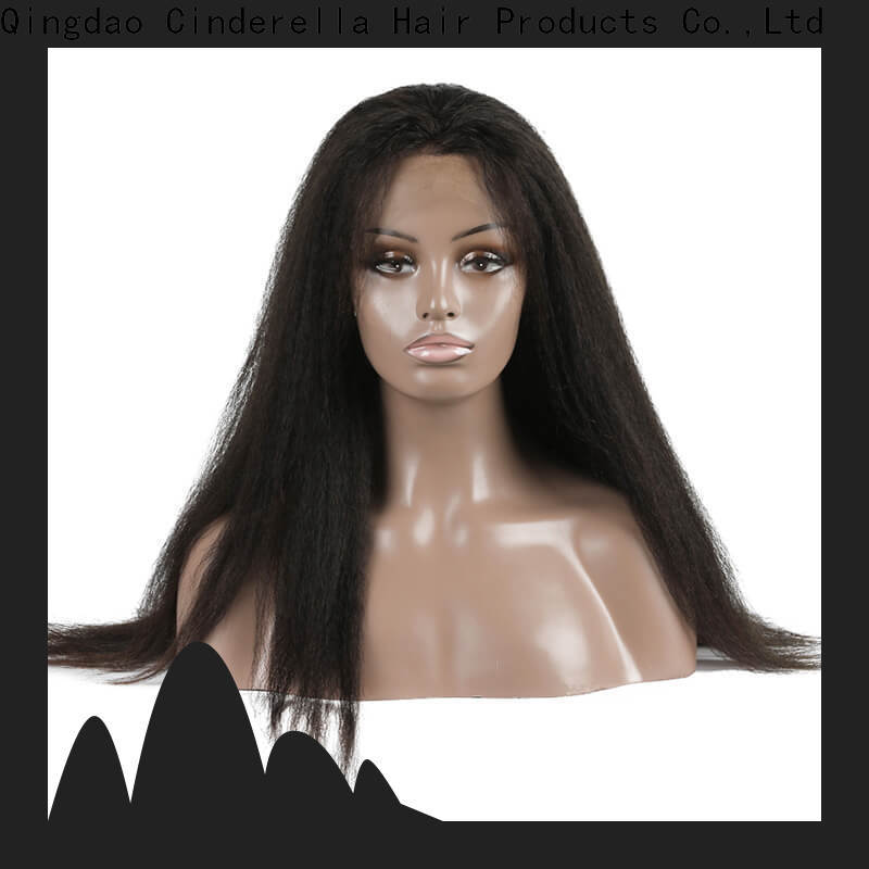 Cinderella brazilian hair extensions for business