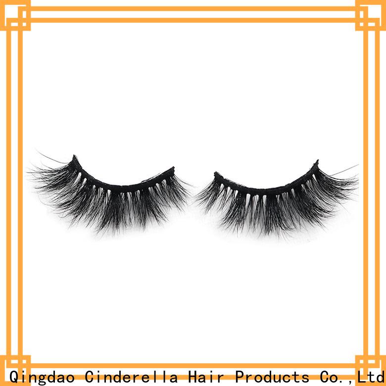 Cinderella mink fur eyelash extensions Supply
