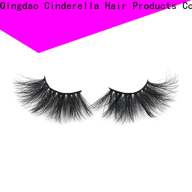 Cinderella best mink false eyelashes manufacturers