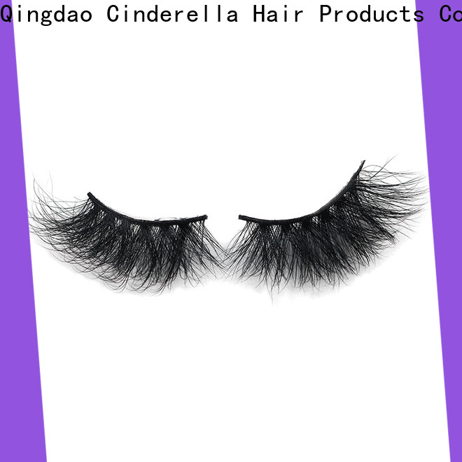 Cinderella synthetic mink lash extensions manufacturers