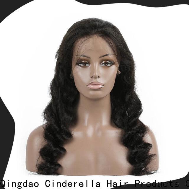 Cinderella best human hair factory