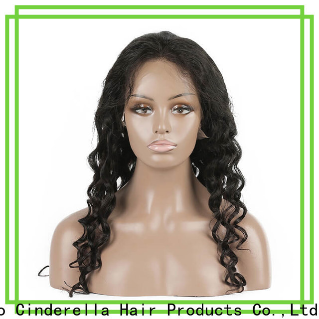 Cinderella realistic wigs company