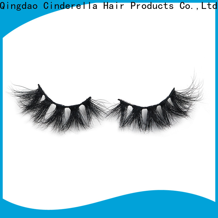 Cinderella Wholesale mink lashes made from company
