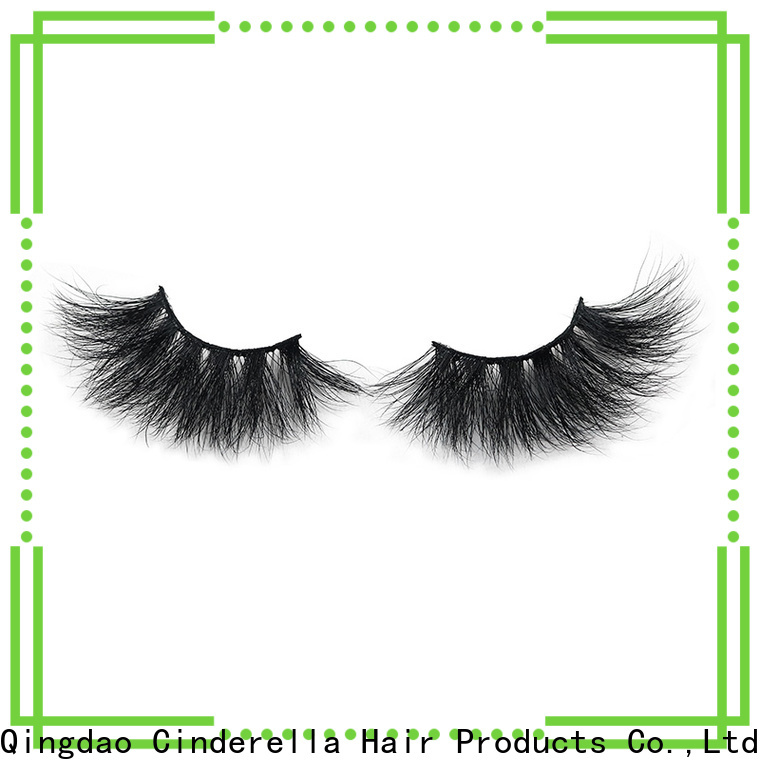 Cinderella Latest mink lashes review Supply