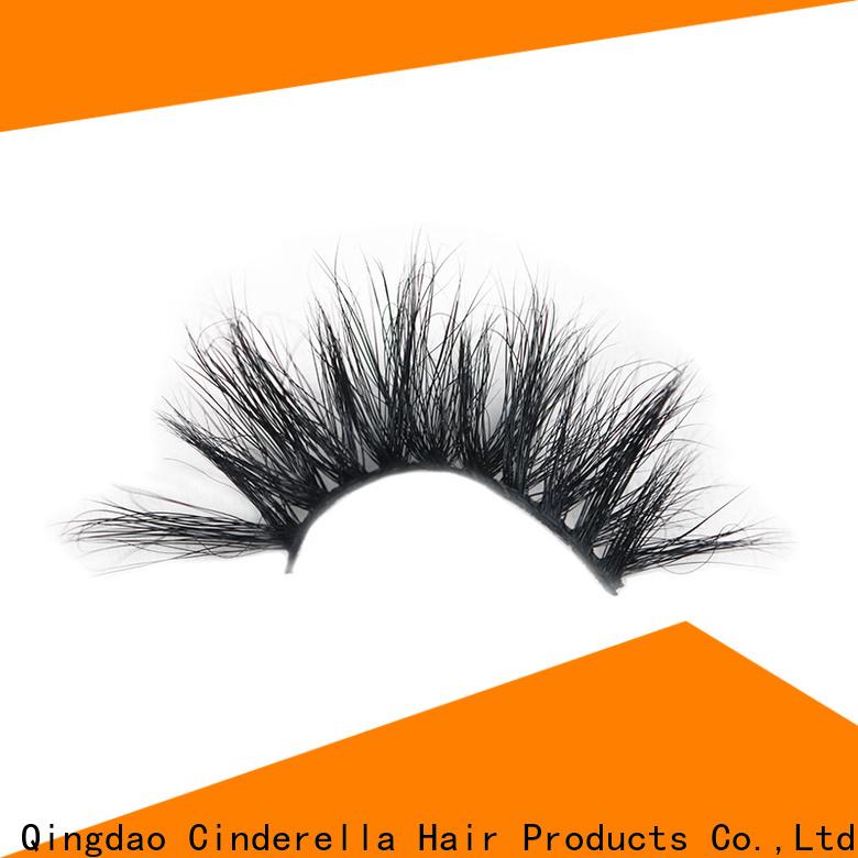 Cinderella Custom mink lash extensions care Suppliers