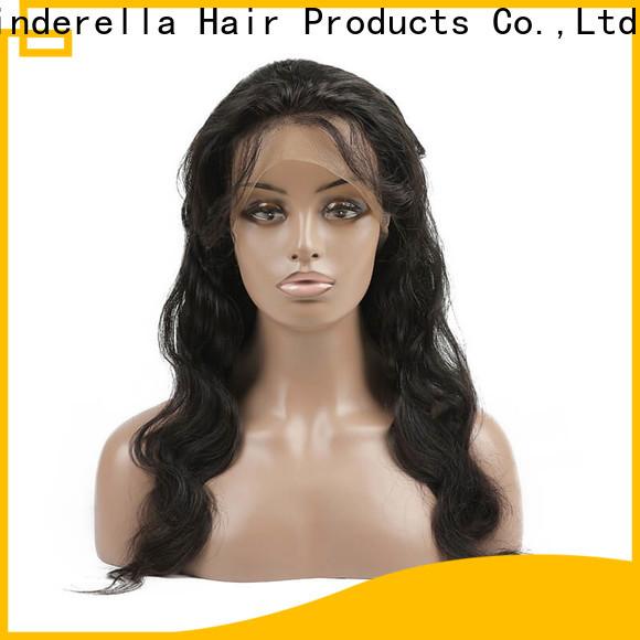 Cinderella affordable human hair company