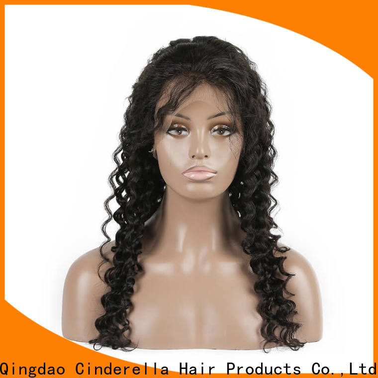 Cinderella cheap real hair for business