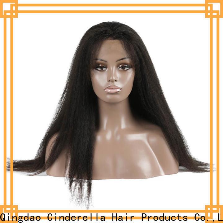 Cinderella High-quality 100 virgin indian hair company