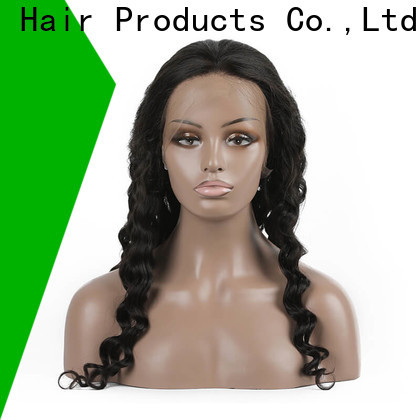 Latest cheap real hair for business