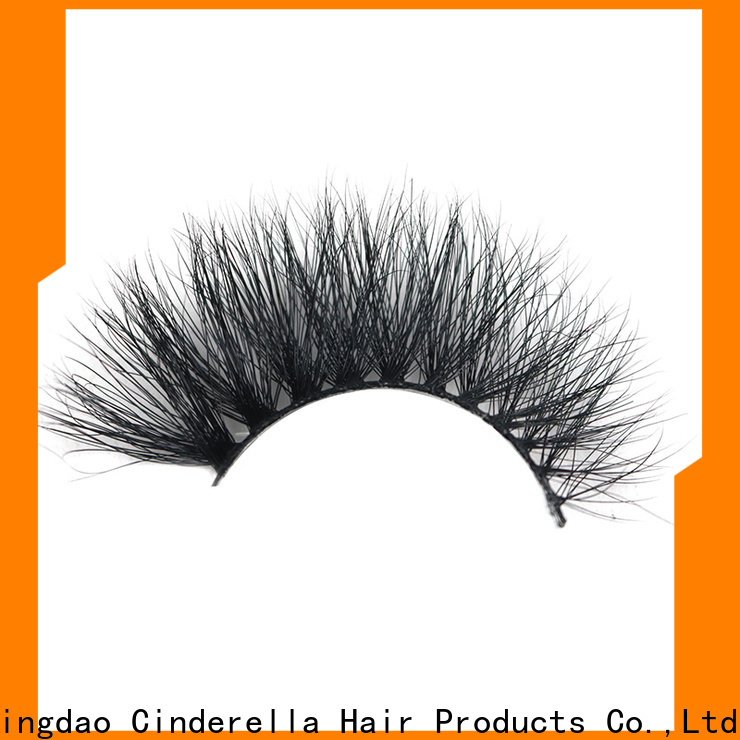 Cinderella eyelash extensions mink lashes Suppliers