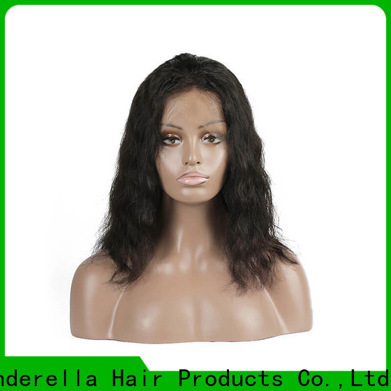 Cinderella Latest lace front manufacturers