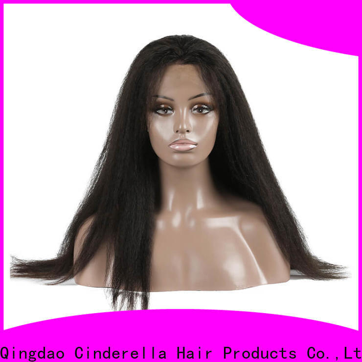 Cinderella celebrity lace front wigs for business