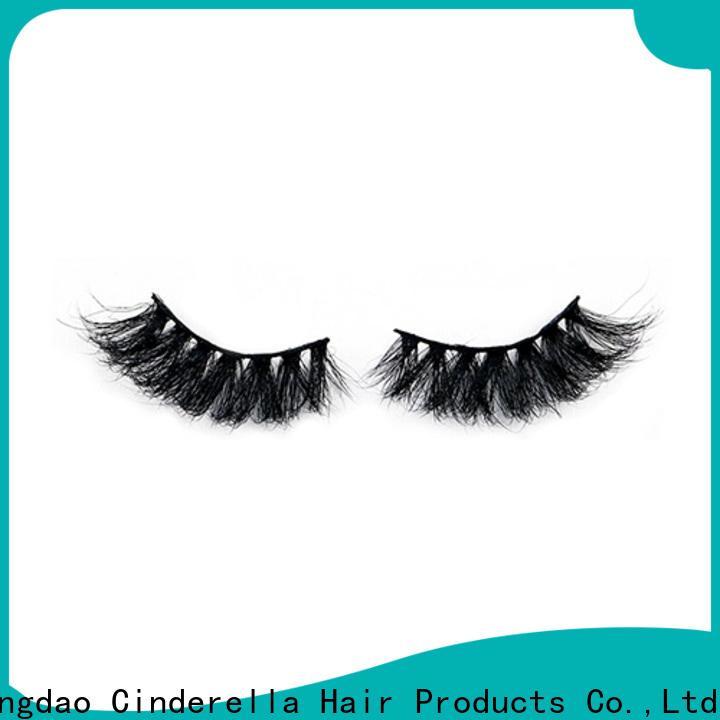 Cinderella Custom mink lashes pack factory