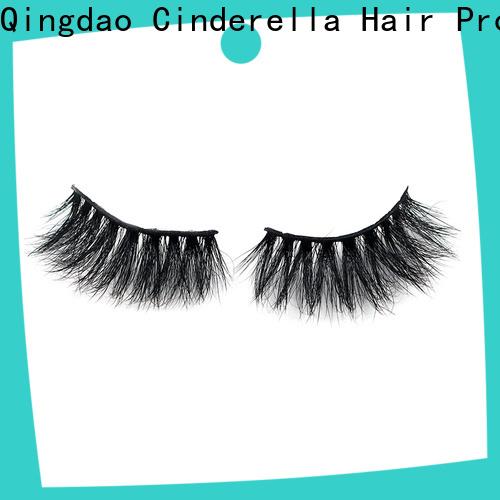 Cinderella tiny mink eyelashes for business