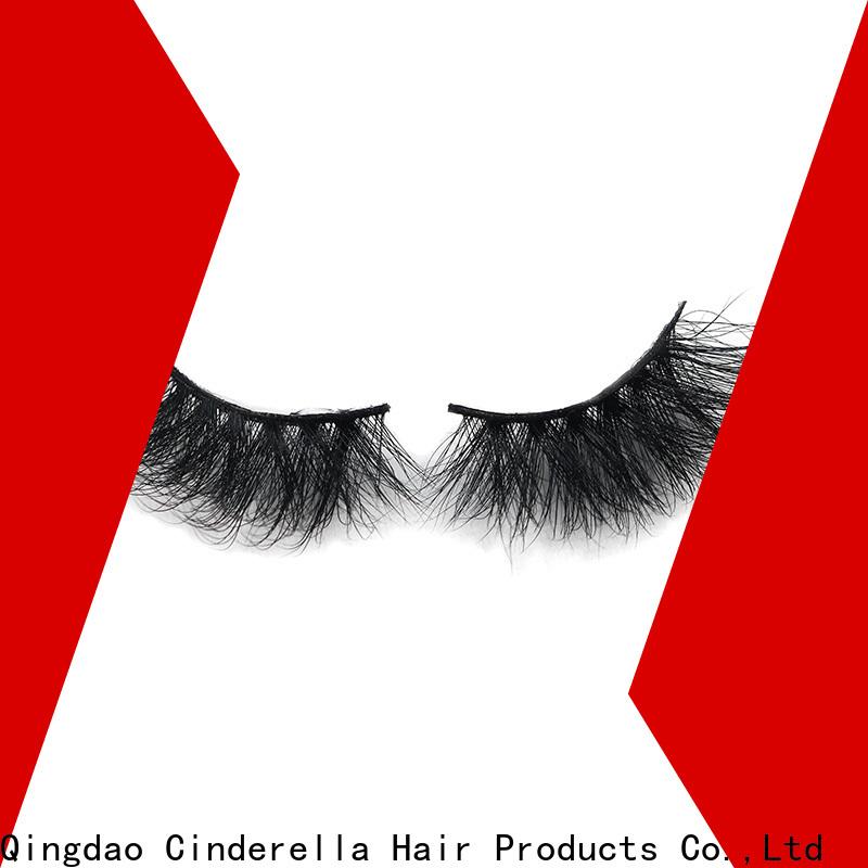 Cinderella mink eyelash clusters factory