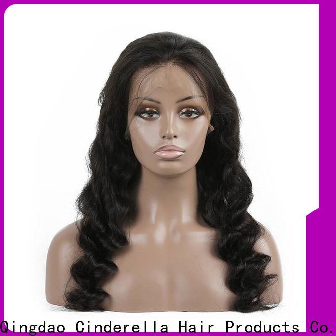 Custom european human hair Supply