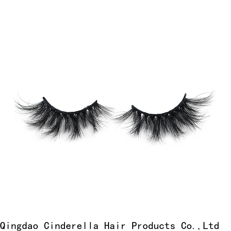 Cinderella High-quality mink lashes animal cruelty for business
