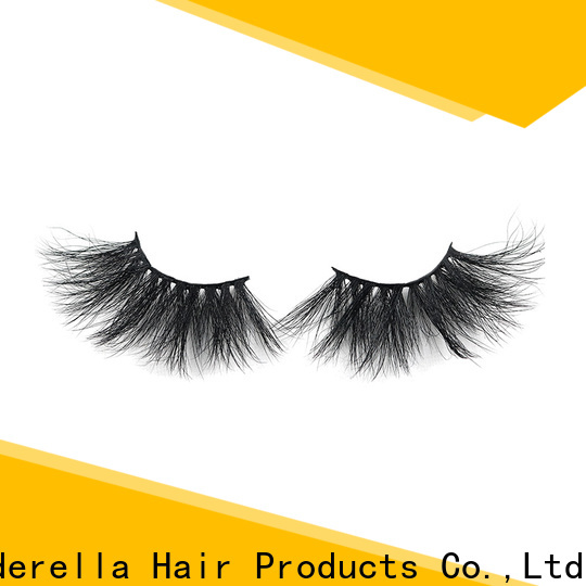 Cinderella Custom cheap mink false eyelashes company
