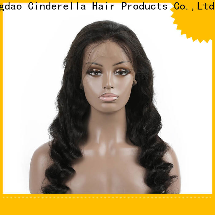 Cinderella short hair extensions for business