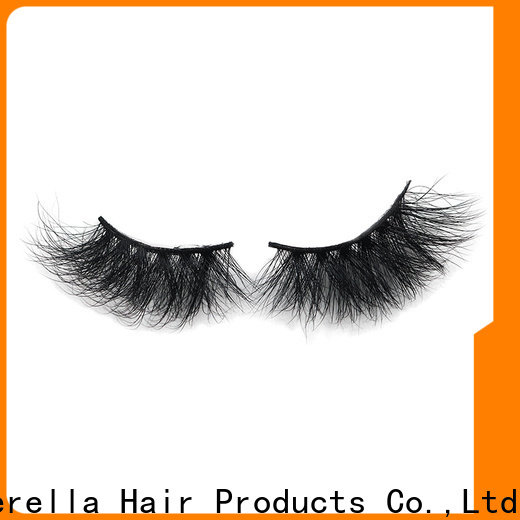 Cinderella High-quality 100 real mink lashes factory