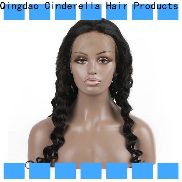 Cinderella human hair ponytail manufacturers
