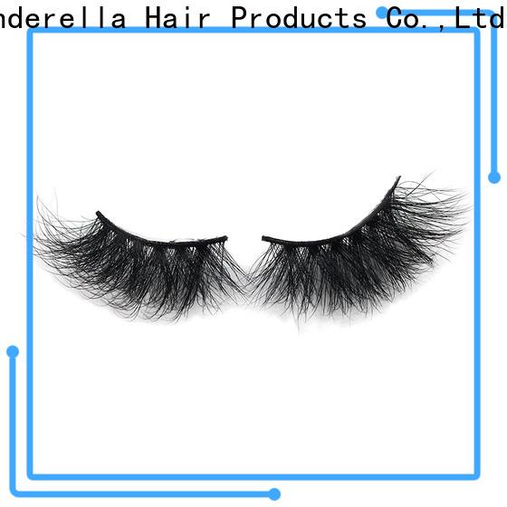 Cinderella faux mink false lashes manufacturers