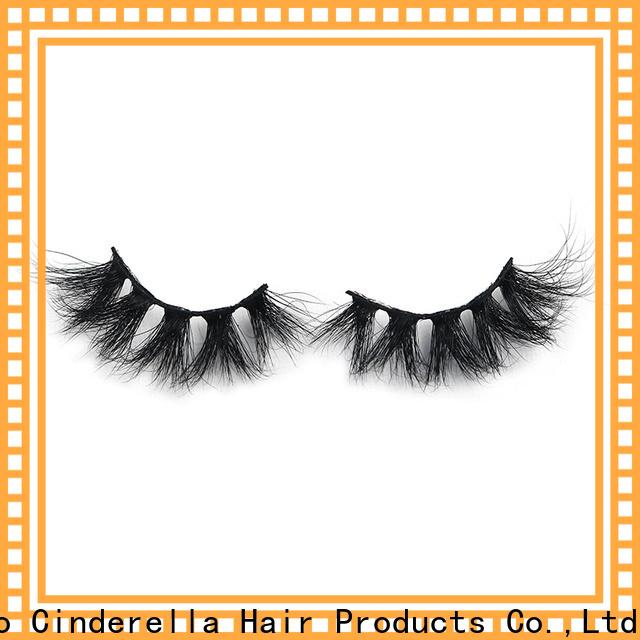 Cinderella Custom eyelash extensions mink lashes Suppliers
