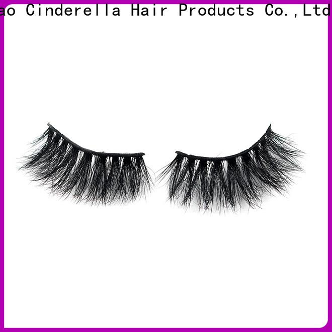 Cinderella High-quality full mink lashes Supply