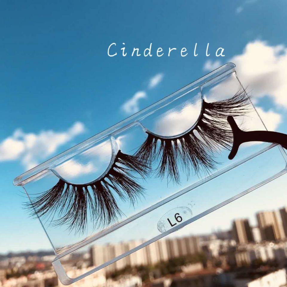 Cinderella Lashes Array image116