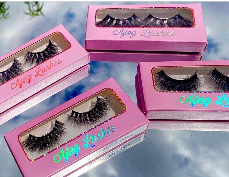 25mm eyelash, 5d mink etelash, custom box, hologram lsh packing