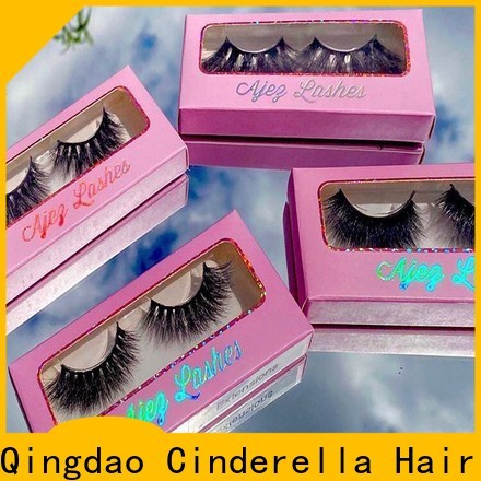 Cinderella eyelash services for business