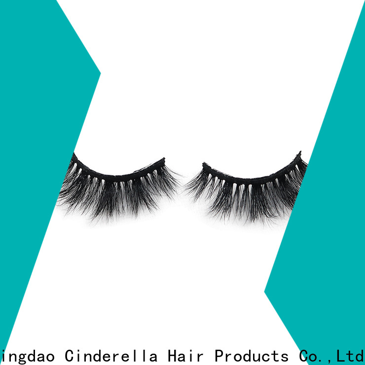 Cinderella mink lashes made from factory