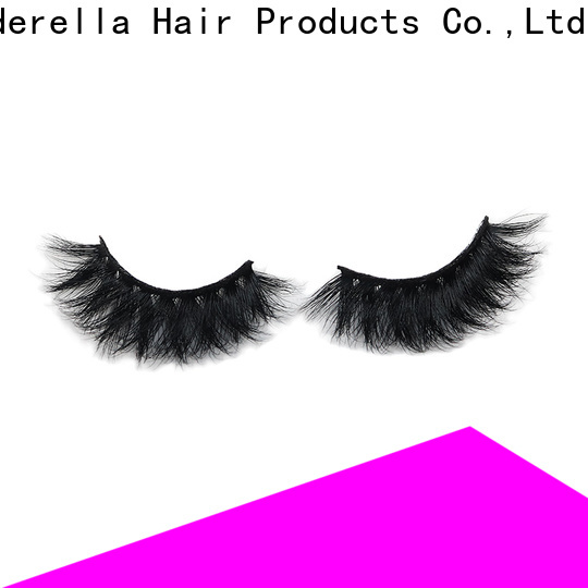 Cinderella full mink lashes for business