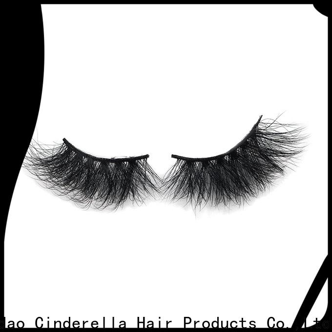 Cinderella Custom types of eyelashes factory