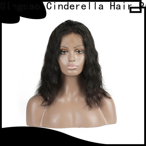 Custom buy indian hair factory