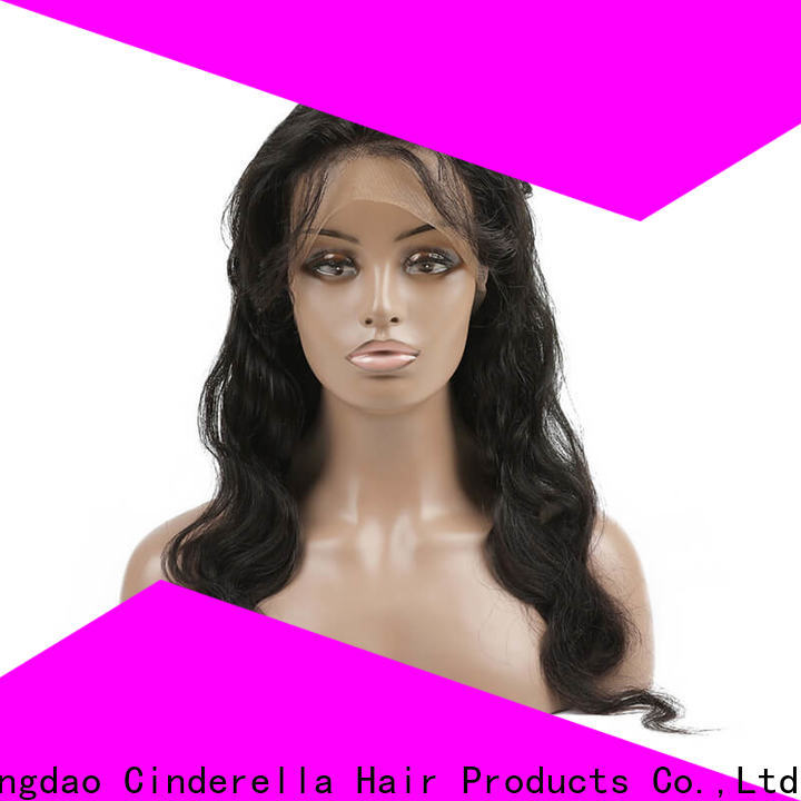 Cinderella Custom brazilian virgin hair weave company