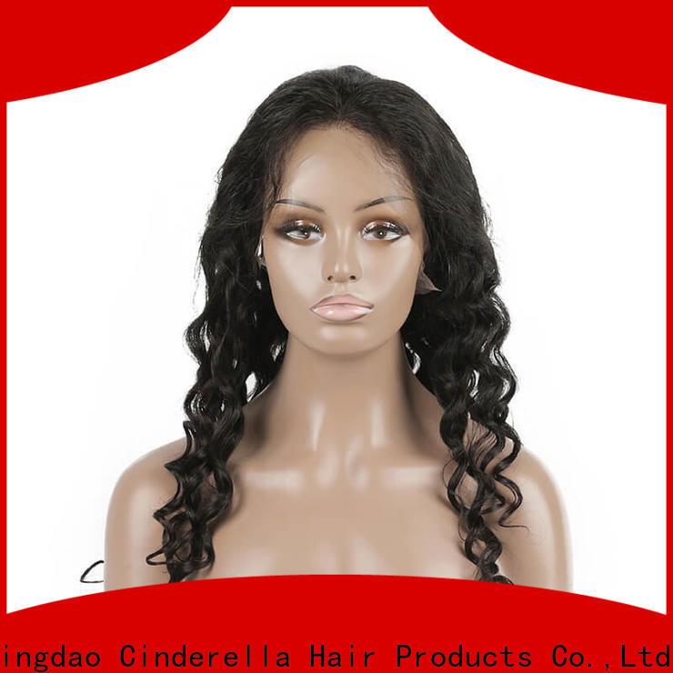 Cinderella Top malaysian remy hair company