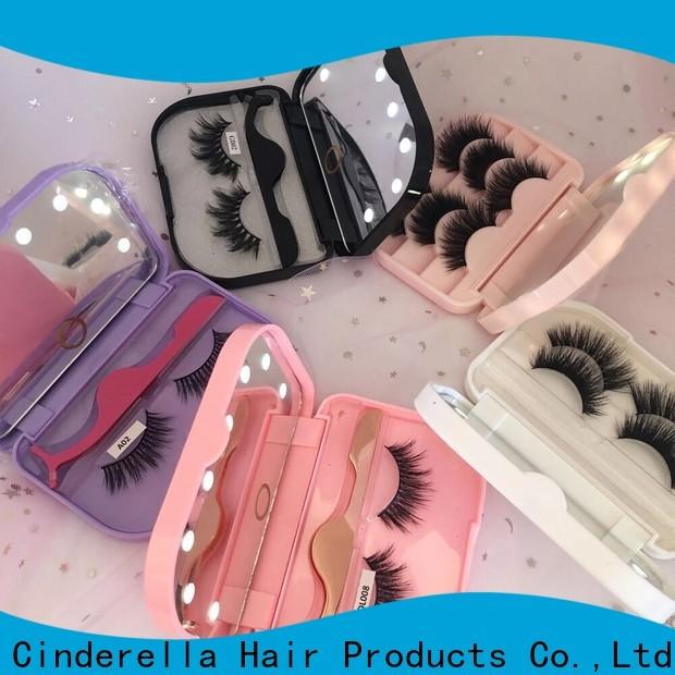 Cinderella silk individual lashes Supply