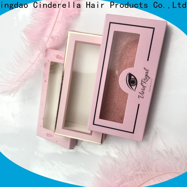 Cinderella luxury false lashes for business