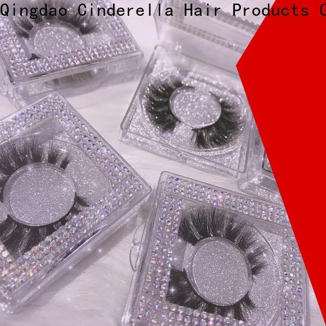 Cinderella Custom 3d mink lashes Supply