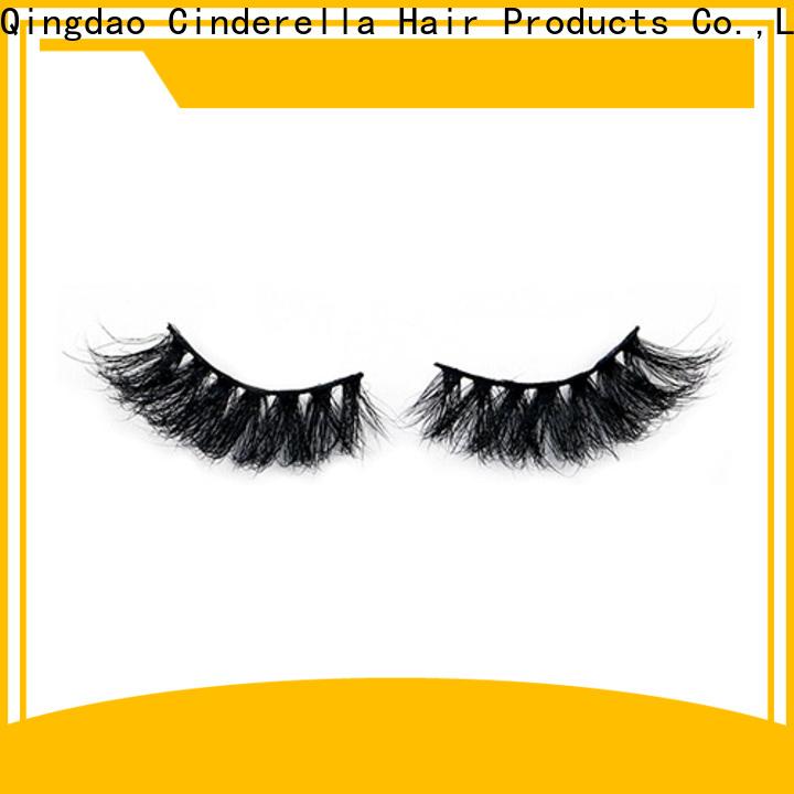 Cinderella silk mink lashes Suppliers