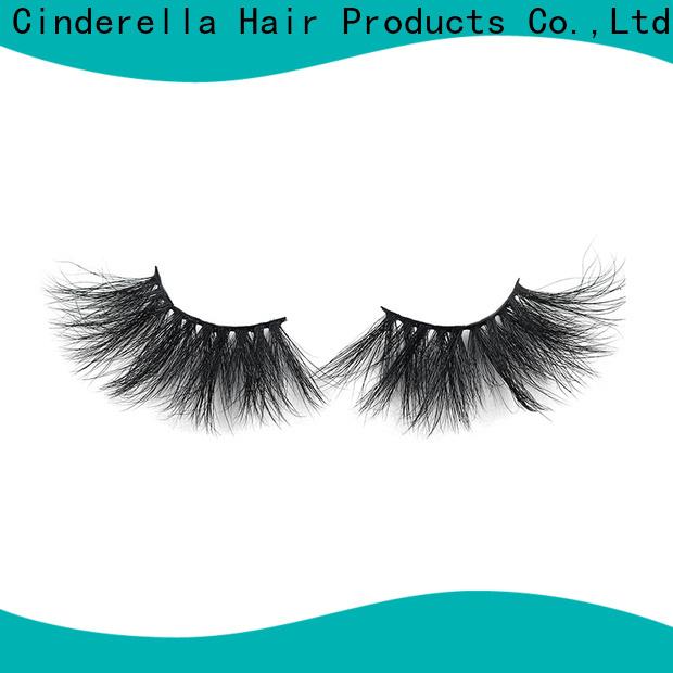 Cinderella Best mink eyelash clusters factory
