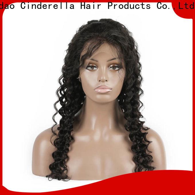 Cinderella discount human hair extensions company