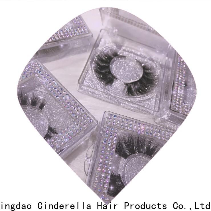 Cinderella mink lashes salon manufacturers