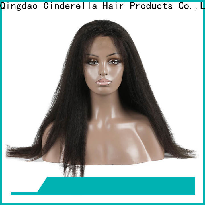 Cinderella Custom hair for weave manufacturers