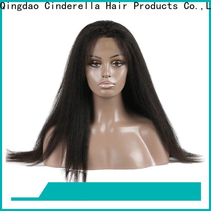 Cinderella Custom hair for weave manufacturers