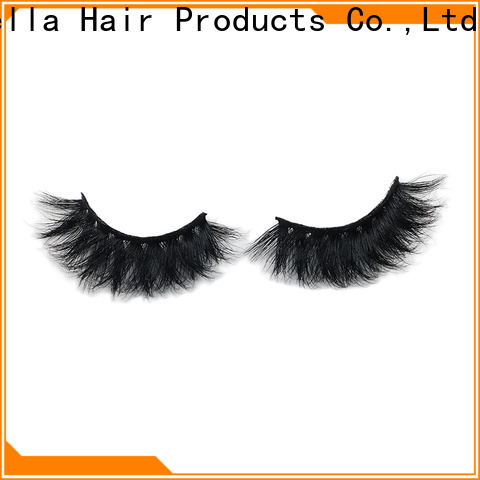 New mink fluffy lashes Suppliers