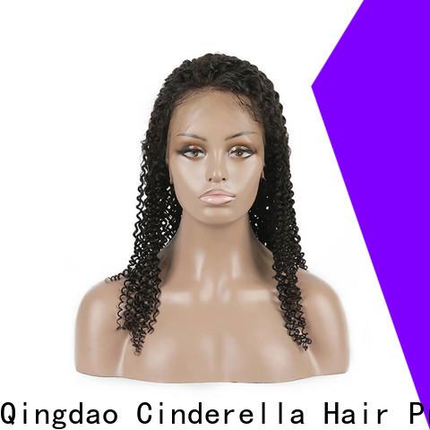 Custom colored human hair wigs manufacturers