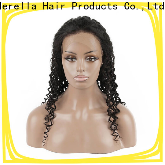 Cinderella real hair full wigs Suppliers
