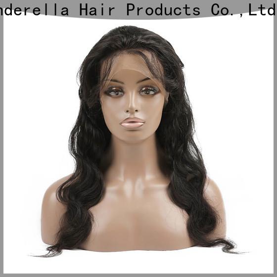 Cinderella New curly lace wig company